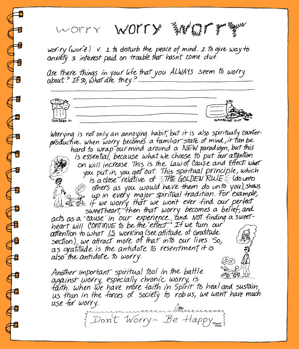 worry-page